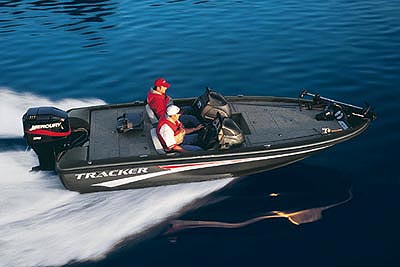 Aluminum tracker boats for sale