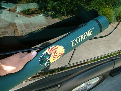 Fishing Rod Review Bass Pro Shops Xps Travel Rod Review