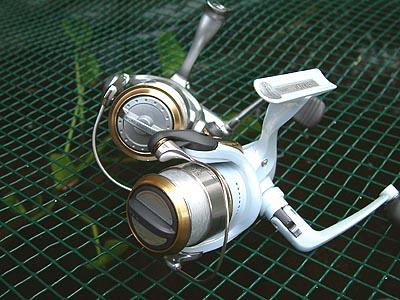 Fishing Reels Reviews - Shimano Stradic and Daiwa Capricorn reviews