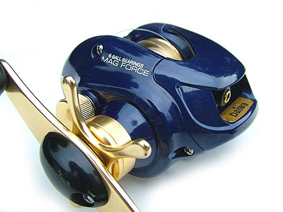 fc7fffdf23a The Daiwa Procaster is a stark design change from the traditional Daiwa  baitcaster, but makes use of proven features