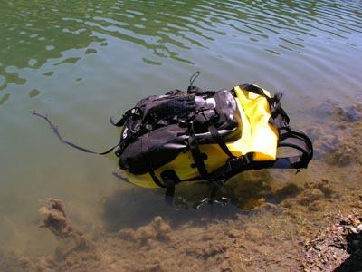 Waterproof Floating Backpack | Os Backpacks