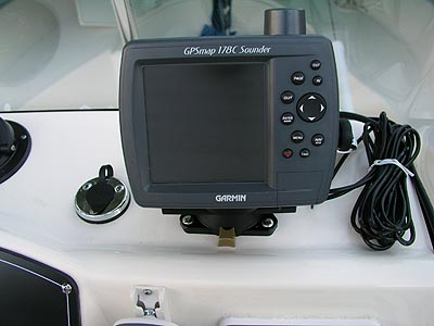 Garmin 178C Review - GPSMAP fishfinder combination combo ... on