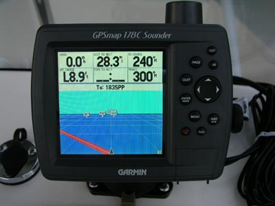 garmin 178c review - gpsmap fishfinder combination combo, Fish Finder