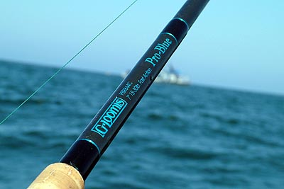 fishing rod review - gloomis pro blue saltwater rod, Fishing Rod