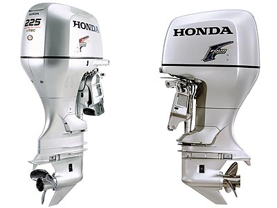 Honda boat motor decals all boats for New honda boat motors