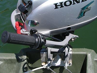 Honda Outboard Review - 4 Stroke 2HP Honda BF2D Outboard