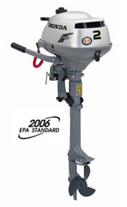Honda bf2d outboard motor used outboard motors for for Honda outboard motors for sale used