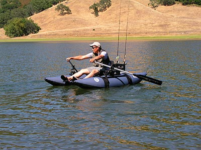 Pontoon Review Launching Gear For Potoon Boat Review