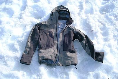 Mountain hardwear conduit parka