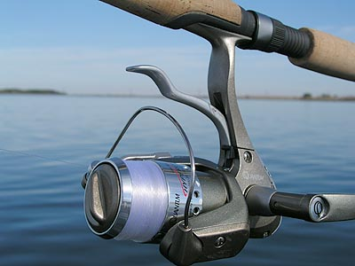 Spinning Reel Review Quantum Hypercast Ultra Trigger