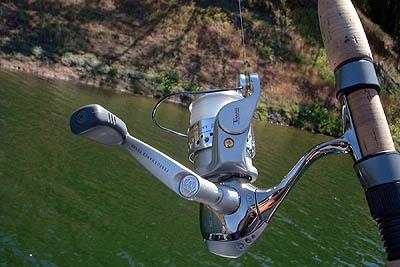 Fishing Reel Review Quantum Catalyst Pti Performance