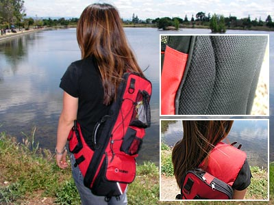 Ergonomic Shoulder  on The Tt Bag Is Very Ergonomic  We Like The Wide Shoulder Strap  And