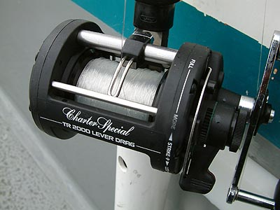 fishing reel review - shimano charter special saltwater reel, Fishing Reels