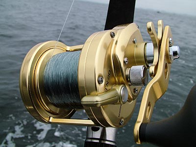 Fishing reels reviews shimano trinidad and daiwa saltiga for Most expensive fishing rod