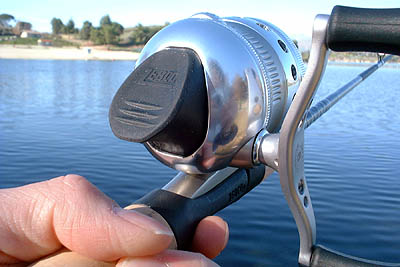 fishing gear review - zebco omega reel spincast review combo, Fishing Reels