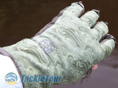 Buff pro series angler gloves product review for Buff fishing gloves
