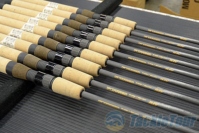 g.loomis factory tour - how g.loomis fishing rods are made, Fishing Rod