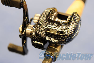 ICAST 2011 Coverage - Ardent Edge baitcasting reels with