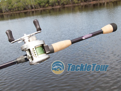 St. Croix Mojo Bass Rod Review MBC70MHF