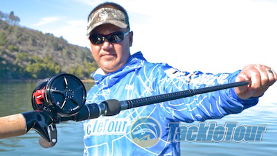 Megabass LIN 10 25th Anniversary Reel Product Review