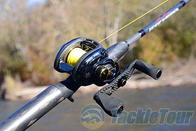 Fishing the lewis river and klikitat river with edge rods for Edge fishing rods