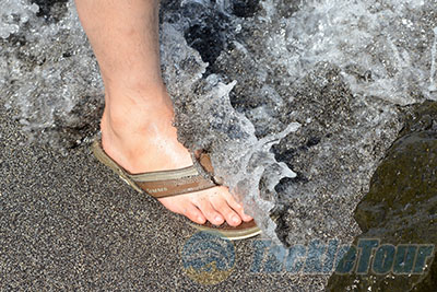 Fishing shoe review - Simms Flip fishing sandal