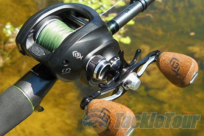 Bass fishing reel review 13 fishing concept a casting for 13 fishing concept c