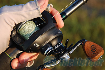 Bass fishing reel review 13 fishing concept a casting for Concept 13 fishing