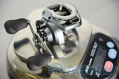 Fishing reel review - Shimano Curado I baitcasting reel review