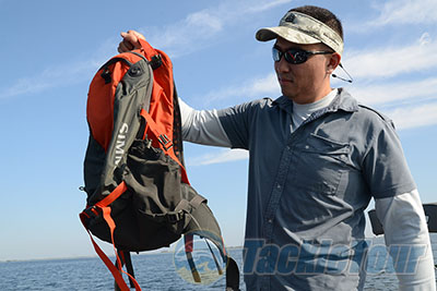 Outdoor pack review simms headwaters fishing backpack review for Simms fishing jobs