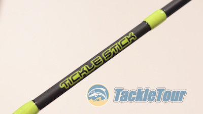Icast 2014 coverage 13 fishing for 13 fishing tickle stick
