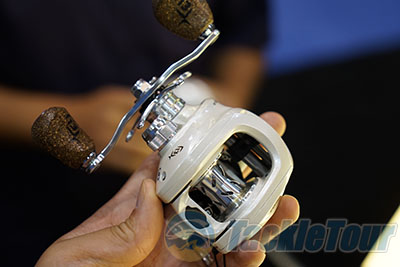 Icast 2015 coverage 13 fishing reels for 13 fishing concept c