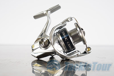 Fishing Spinning reel review -  Shimano Stradic FK