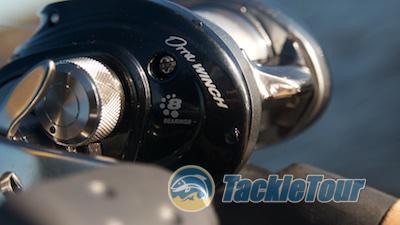 Abu Garcia Orra Winch Low Profile Baitcasting Reel Product ... on