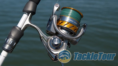 Daiwa USA Corp Revros 2500H Spinning Reel Product Review