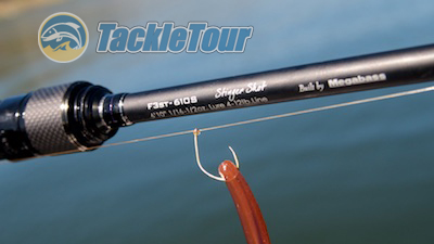 Megabass Levante F3st-610S Stinger Shot Spinning Rod Product Review