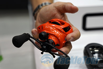 Icast 2017 coverage 13 fishing concept z baitcaster for Concept 13 fishing