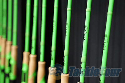 icast 2017 coverage 13 fishing fate black rods