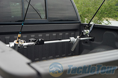 Truck bed fishing rod holder bedrack fishing rod holder for Truck bed fishing rod holder