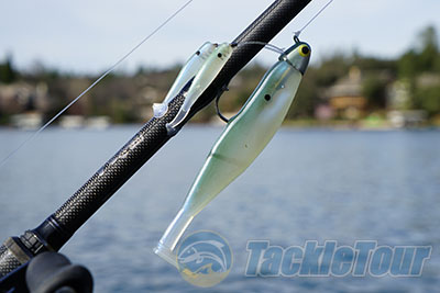 Longasbaits PDL Rig - Swimbait a-rig style fishing lure