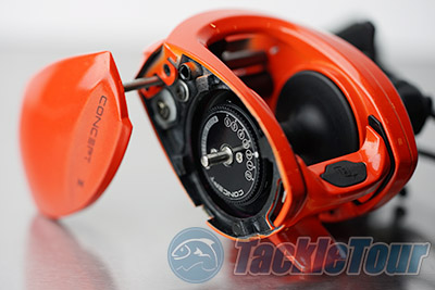 13 fishing concept z baitcasting reel preview zero ball for 13 fishing concept z
