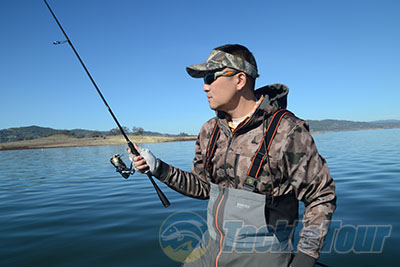 Spinning Reel Review - Shimano Stella FI Review
