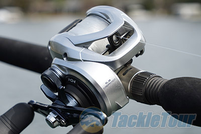 cd0544aaae1 Shimano's latest big baitcaster, the Shimano Tranx