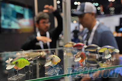 ICAST 2018 Coverage - Nishine Lure Works Chippawa RB Round