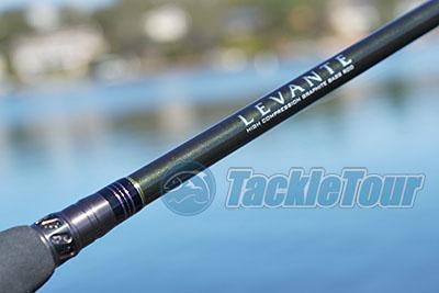 Megabass Levante rod preview - 2019 Levante fishing rods