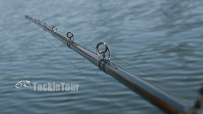 Power series Abu Garcia Mikec 76-6 Revo Ike Casting Rod 7/' 6/""