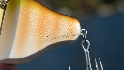 Roman Made South Topwater Glide Bait Product Review