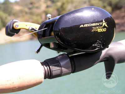 Ardent XS1000 baitcast reel fishing