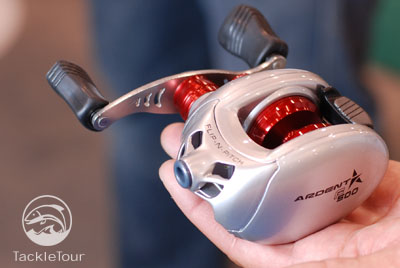 Ardent Flipping Reel 2008 ICAST