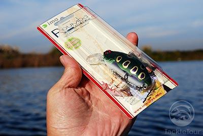 Ima japan roumba wakebait fishing lure for Delta pro fishing
